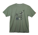 """Lessons: """"The Bag Toss"""" T-Shirt"""