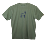 """Short Dogleg Right"" T-shirt"