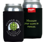 """'Pilsner Hills"" Can Cooler"
