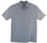 """Swing Harder"" BogeyPro Polo - Gray"