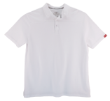 """Swing Harder"" BogeyPro Polo - White"