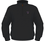"""The Shield"" 1/4 Zip Pullover"
