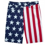 "LoudMouth shorts - ""Stars & Stripes"""