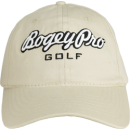 Old School Golf Hat Stone