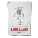 "BogeyPro Golf Towel: Lessons ""The Club Break"""