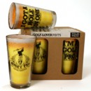 Mix & Match Golf Pint Pack - set of 4
