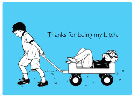 Someecards UNCENSORED Greeting Cards