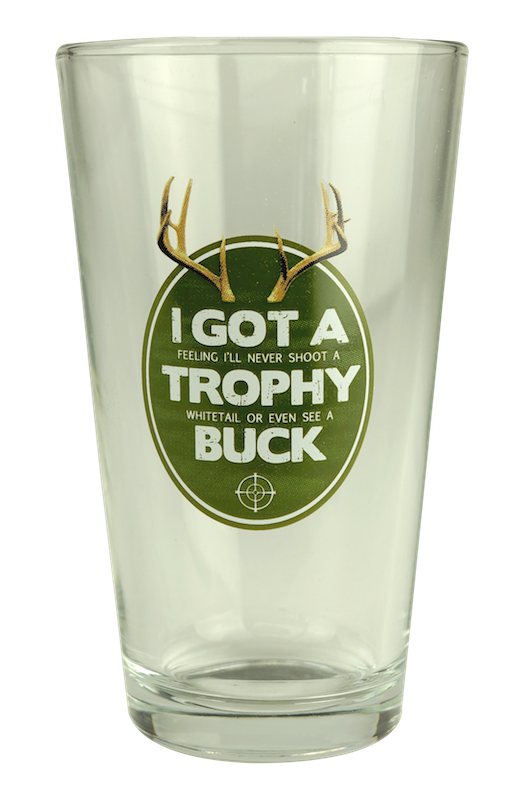 "Stump Logic Pint - ""Trophy Buck"""