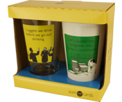 2 Pack of Someecards Drinkware