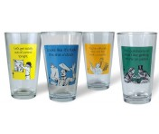 Mix & Match Someecards Pints - set of 4
