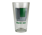 "BustedTees ""Blow Me"" Pint"