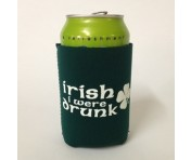 """Irish I Were Drunk"" Can Cooler"