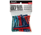 Course Record Golf Tees - assorted pack