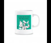 "Someecards ""Fuck this Shit O'Clock"" Mug"