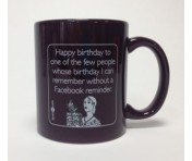 "Someecards ""Facebook Reminder"" Mug"