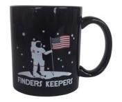 """BustedTees """"Finders Keepers"""" Mug"""