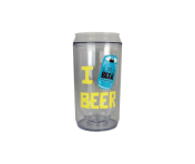 "BustedTees ""I Beer Beer"" Acrylic Can"