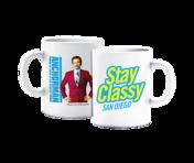Anchorman Mug: Stay Classy