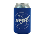 "BustedTees ""Nerd"" Can Cooler"