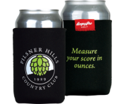 """Pilsner Hills"" Can Cooler"