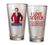 Anchorman Pint: I Love Scotch