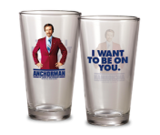 Anchorman Pint: I Want To Be On You