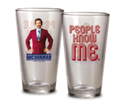 Anchorman Pint: People Know Me