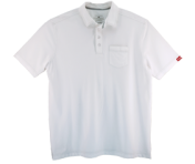 +1 BogeyPro Polo - White