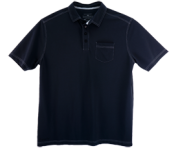 +1 BogeyPro Polo - Black