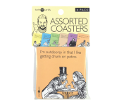 Someecards Censored Assorted Coasters - 6 Pack