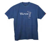"""The Tap In"" T-Shirt - Navy"