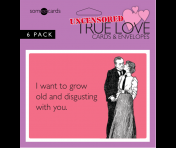 "Someecards ""True Love"" Greeting Cards"