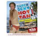 Will Ferrell's Sunscreen
