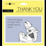 Someecards Thank You Greeting Cards - 5 pack
