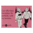 "Someecards ""Effortless Friendship"" Magnet"