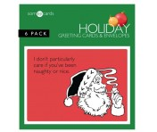Someecards Holiday Greeting Cards - 6 pack v2