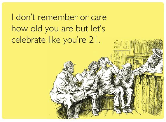 Happy Birthday Someecards - Quotes Pics